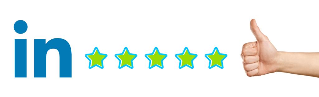 aanbeveling vragen LinkedIn
