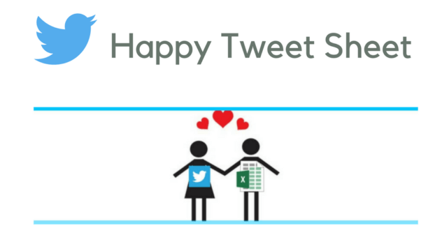 Happy Tweet Sheet