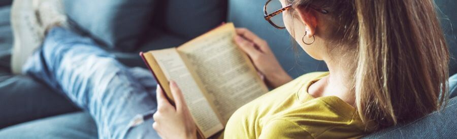 Een boek lezen of even niets doen