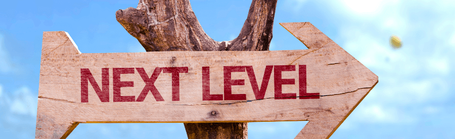 Voordelen: je gaat samen naar het next level
